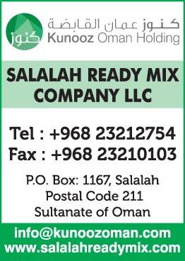 Salalah Readymix - Infopages Oman
