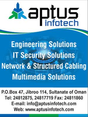 Aptus Infotech LLC - Infopages Oman