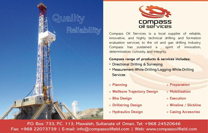 Compass Oil Services LLC - Infopages Oman