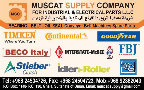 Muscat Supply Company for Industrial & Electrical Parts LLC