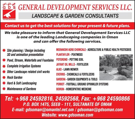 General Development Services LLC - Infopages Oman