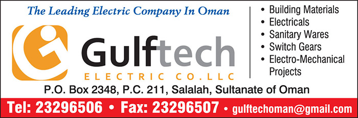 Gulftech Electric Co LLC - Infopages Oman